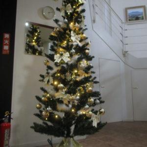 クリスマスツリー①