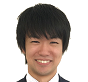 高位 拓樹さん スタッフエース 営業 入社4年目